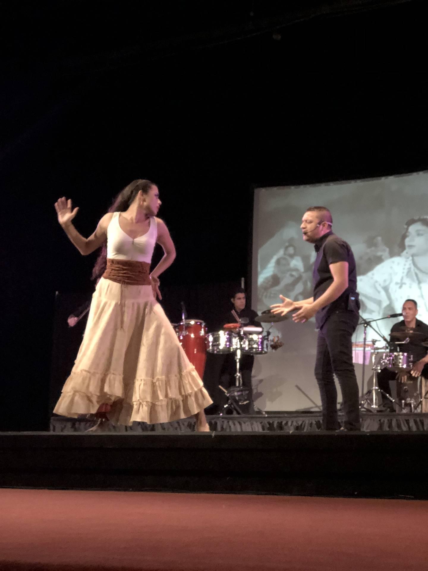 Spanish 3 Trip to the Hispanic Flamenco Ballet